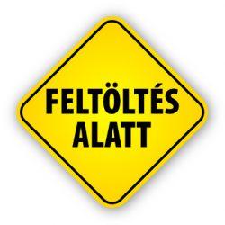 0,6W sárga E27 filament led izzó Avide