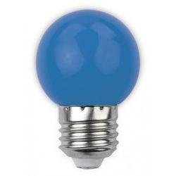 Avide Dekor LED fényforrás G45 1W E27 Kék