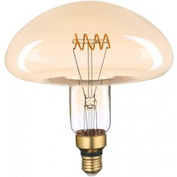 Avide LED Jumbo Filament Millau 200x210mm Amber 6W E27 2400K Dimmable