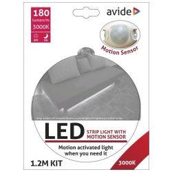 LED Szalag szett Ágy Szenzor 3W 3000K Single