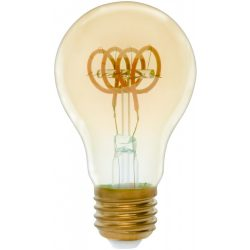Soft Filament Globe 5W E27 360° EW 2700K Avide