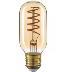 Avide LED Soft Filament T45 5W E27 360° EW 2700K