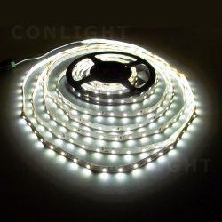 IP20 60 LED 3528 meleg fehér 4,8 W/m LED szalag CONLIGHT