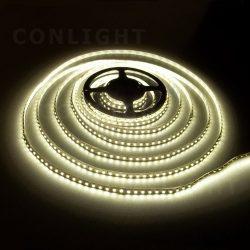 IP20 120 LED 3528 meleg fehér 9,6 W/m LED szalag CONLIGHT