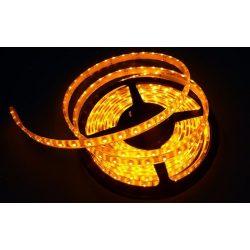 IP65 60 LED 3528 sárga  4,8 W/m LED szalag CONLIGHT