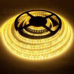 IP65 120 LED 3528 sárga  9,6 W/m LED szalag CONLIGHT