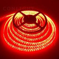 IP65 120 LED 3528 piros  9,6 W/m LED szalag CONLIGHT
