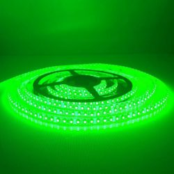 IP65 120 LED 3528 zöld  9,6 W/m LED szalag CONLIGHT