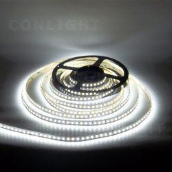 18W/m hideg fehér IP20 120 LED szalag Conlight