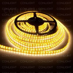 18W 120led IP65 DC 12V meleg fehér LED szalag Conlight