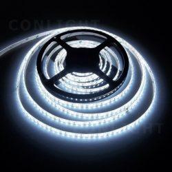 18W 120led IP65 DC 12V hideg fehér LED szalag Conlight