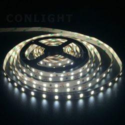 IP20 60 LED 5630 hideg fehér 24W/m LED szalag Conlight