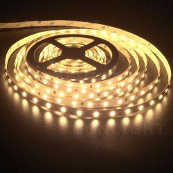 IP20 60 LED 5630 napfény fehér 24W/m LED szalag