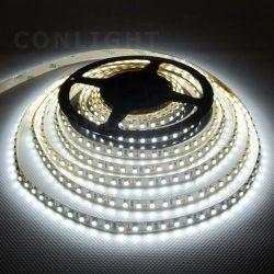 IP20 120 LED 3528 hideg fehér 9,6W/m LED szalag CONLIGHT