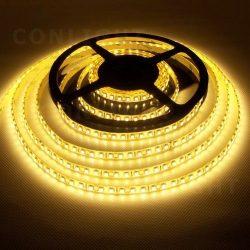 IP65 120 LED 3528 meleg fehér 9,6W/m LED szalag CONLIGHT