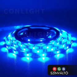 IP20 30 LED 5050 RGB  7,2W/m LED szalag CONLIGHT