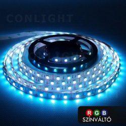 IP20 60 LED 5050 RGB  14,4W/m LED szalag CONLIGHT