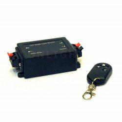 Távirányítós RF Dimmer egy áramkörös LED szalagokhoz Conlight