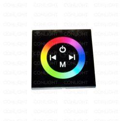 Fali RGB Vezérlő/Kapcsoló 12A CONLIGHT