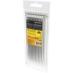 Entac Kábelkötegelő 3.6mmx150mm Fehér