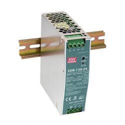 Mean Well EDR-150-24 150W/24V/0-6,5A LED TÁPEGYSÉG