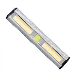 Elemes LED kézi lámpa mágnessel és tépőzárral ELMARK