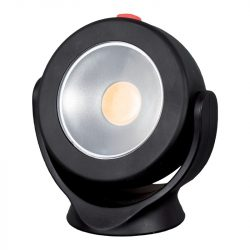 Elemes LED munkalámpa mágnes talppal ELMARK