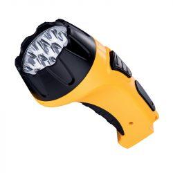 LED akkumulátoros kézilámpa ELMARK