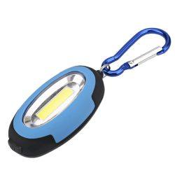 Elemes LED kézi lámpa mágnessel és karabinerrel ELMARK
