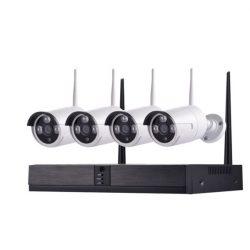 Kameraszett, 4 csatornás rögzítő+4db kamera Elmark
