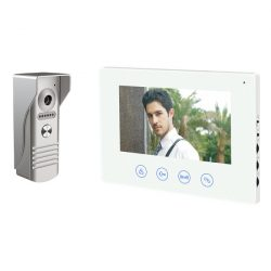 WIFI SMART VIDEO DOOR PHONE WITH ONE MONITOR