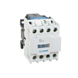 Kisfeszültségű kontaktor LT1-D 12A 24V 1NC Elmark
