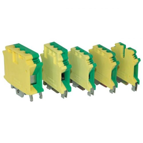 Ipari sorkapocs 16jd sárga/zöld ELMARK