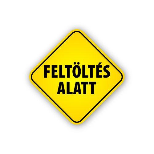 Lifestyle keret modulkapcsolóhoz hármas ezüst szürke ELMARK