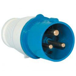 Ipari csatlakozó dugó HT-013 16A Ip44 1p+N+E 230V Elmark