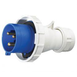 Ipari csatlakozó dugó HTN-0131 16A Ip67 1p+N+E 230V ELMARK