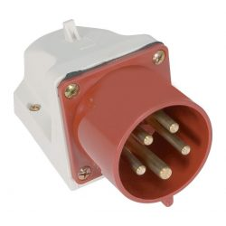 Ipari csatlakozó aljzat rászerelhető HT-515 16A Ip44 3p+N+E 400V ELMARK