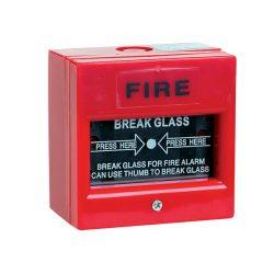 Tűzjelző gomb FA-01 230V ELMARK