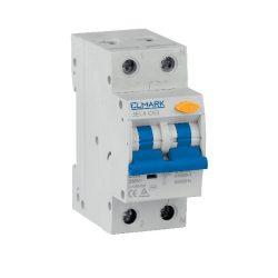 Kombinált elektronikus áramvédő kapcsoló JEL4 6kA 10A/30mA Elmark