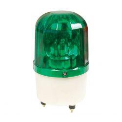 Jelző lámpa LTE1161-G 230V zöld Elmark