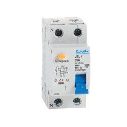 Kombinált elektronikus áramvédő kapcsoló JEL4 C40 2P 40A/30MA Elmark
