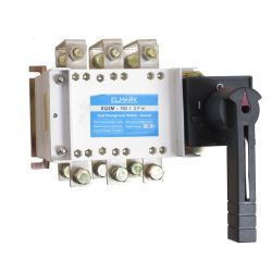 Átkapcsoló készülék EQ2M-250 250a 4p ELMARK