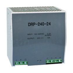 DRP-240-24 BEMENETI 24V KIMENETI FESZÜLTSÉG