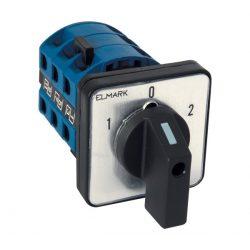 Forgókapcsoló LW26-160S 160A, 4 szint, 3 pozíciós Elmark