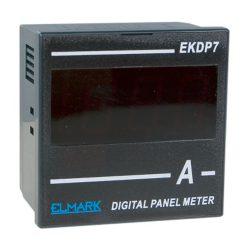 Digitális árammérő EKDp7-DV DC ELMARK