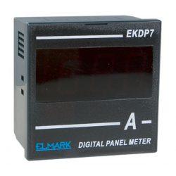 Digitális voltmérő DC EKDP7-DV Elmark