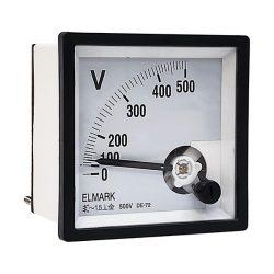 Voltmérő AC 0-500V Elmark