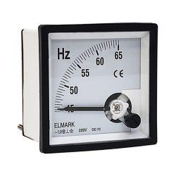 Frekvenciamérő 45-65HZ ELMARK