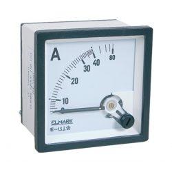 Voltmérő DC 0-100V Elmark