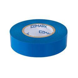 Szigetelő szalag 20mx19mm kék Elmark